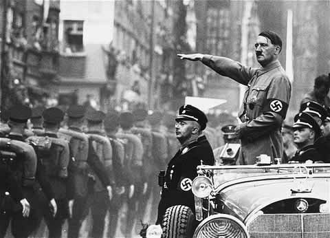 Adolf Hitler's New World Order